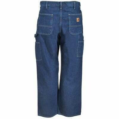 Carhartt Carpenter Jeans mod B13 clear blue Denim