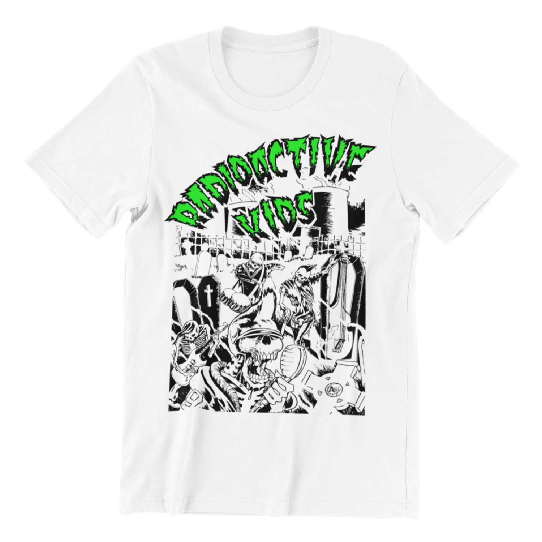 "RADIOACTIVE KIDS ""Radioactive kids""  tshirt for MAN"