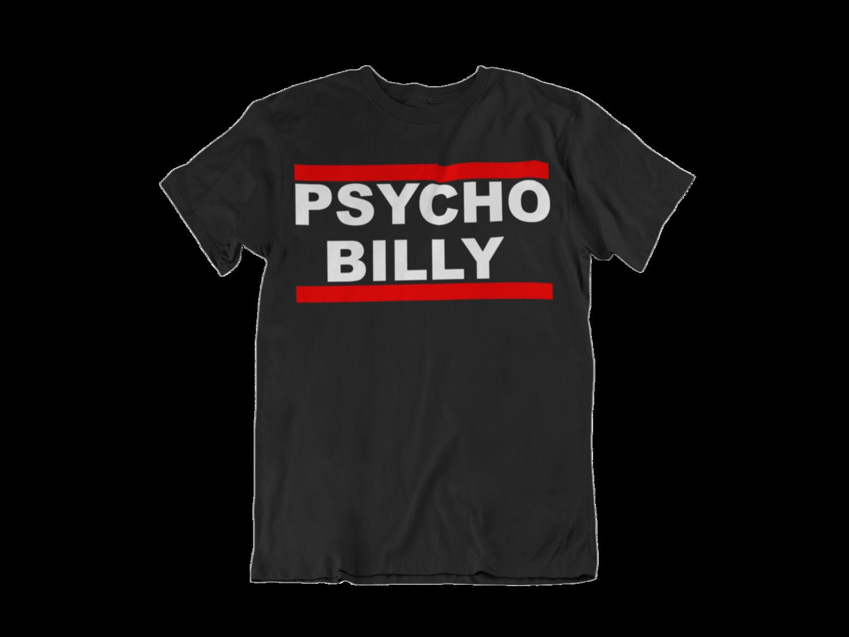 PSYCHOBILLY DMC TSHIRT MAN