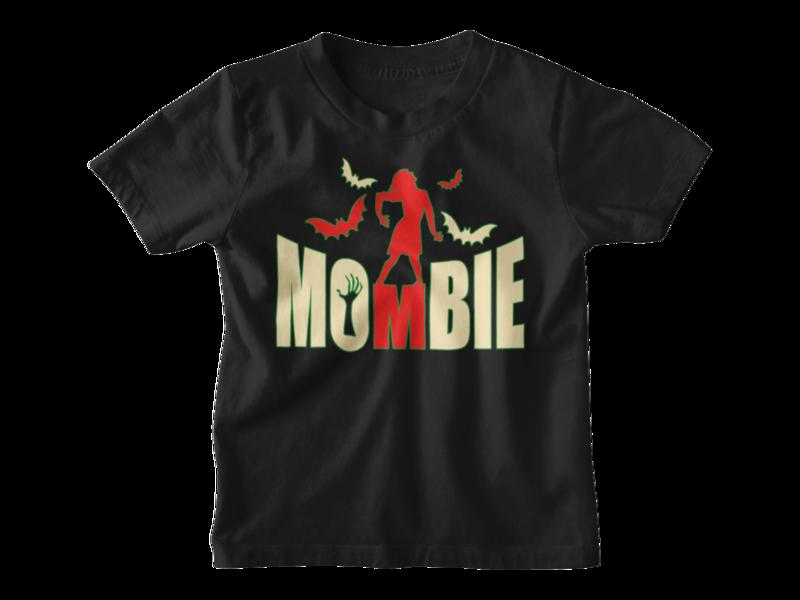 MOMBIE T-SHIRT KIDS