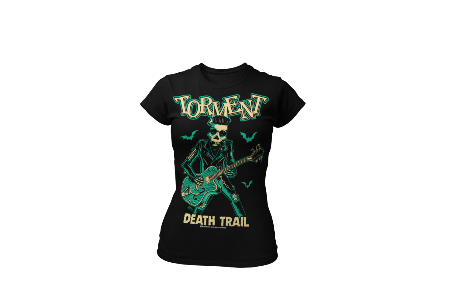 "TORMENT ""Dead trail"" tshirt for WOMEN"