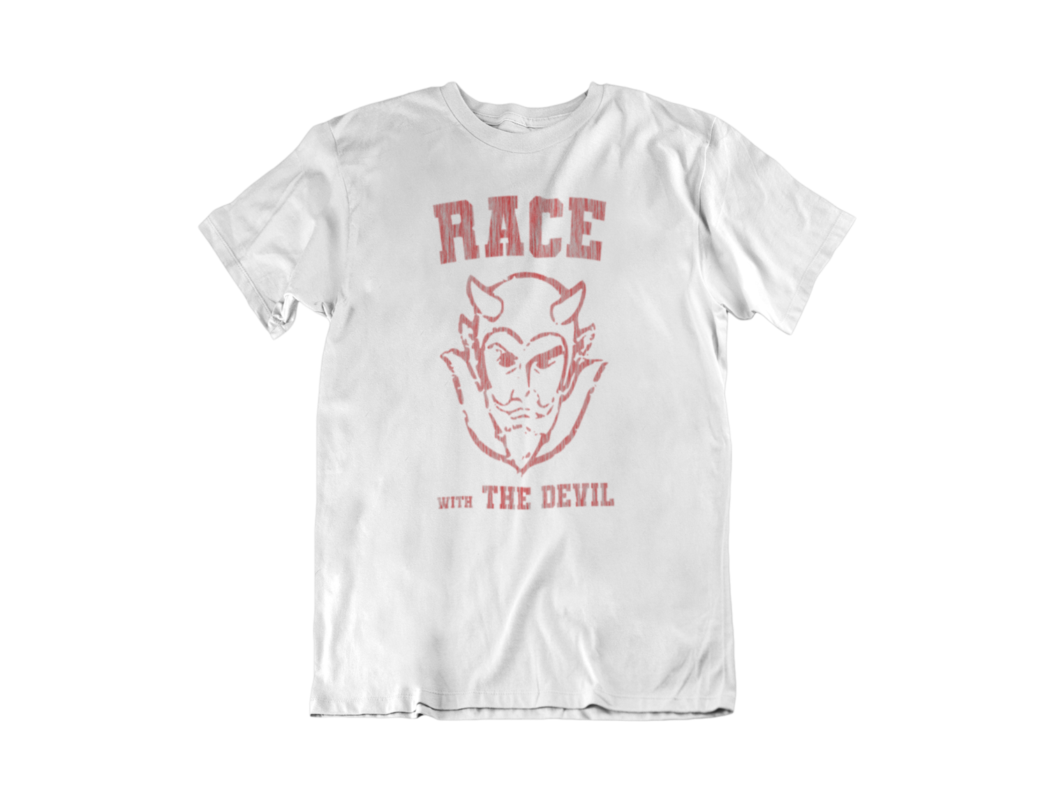 RACE WITH THE DEVIL Tshirt man