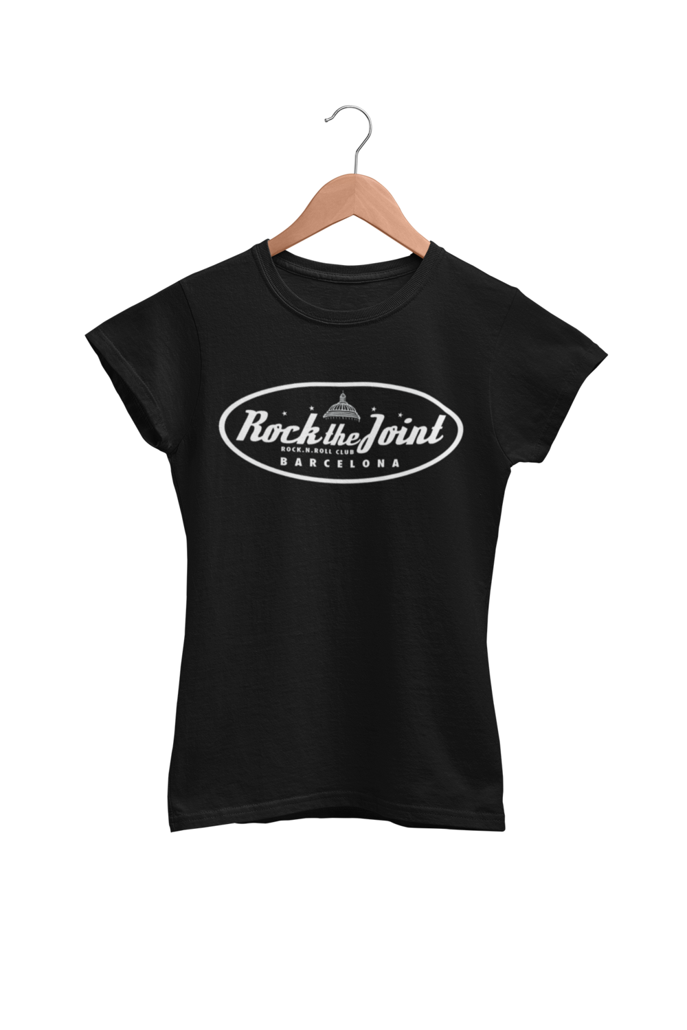 "Rock the joint Club ""logo""  tshirt   T-SHIRT WOMAN"
