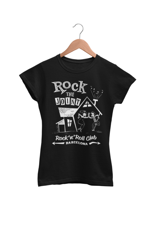 Rock the joint Club tshirt   T-SHIRT WOMAN