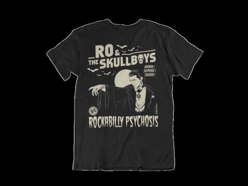 RO & THE SKULLBOYS