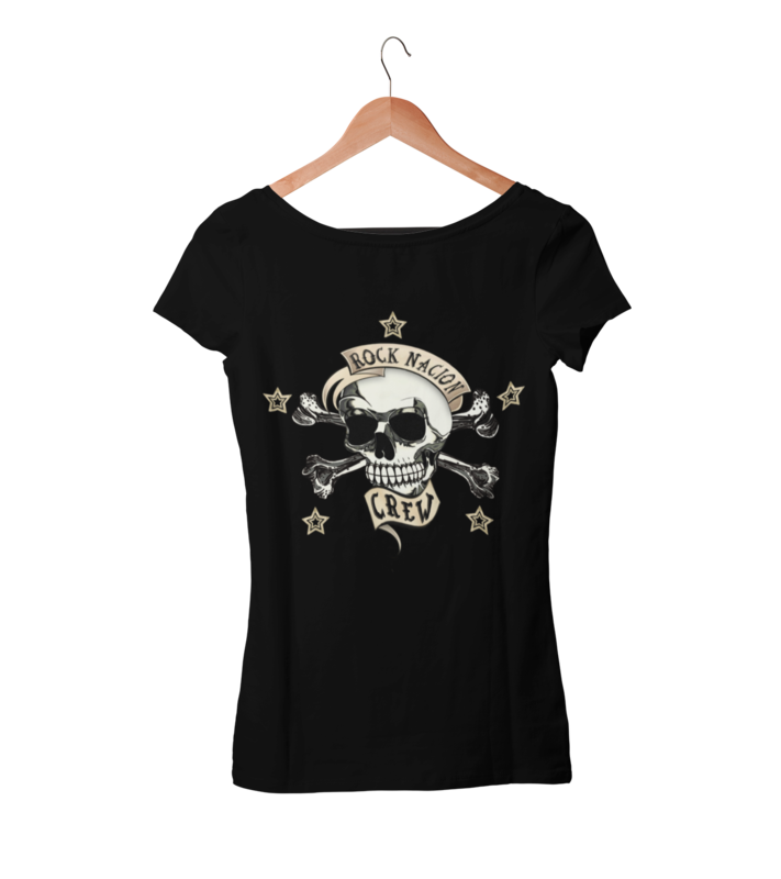 ROCK NACION CREW T-SHIRT WOMAN