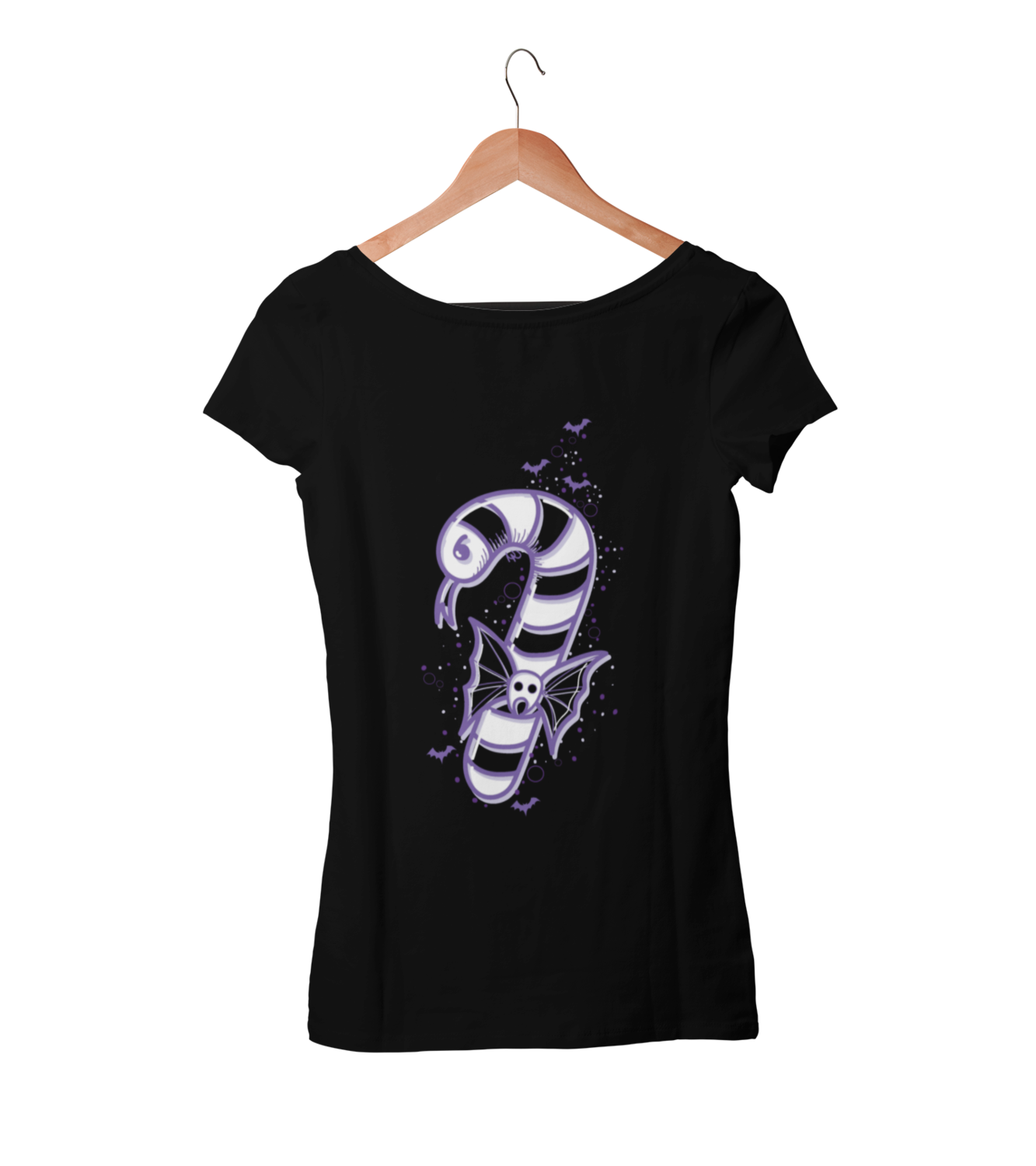 "NUNA NINGUNA ""baston"" tshirt for WOMEN"