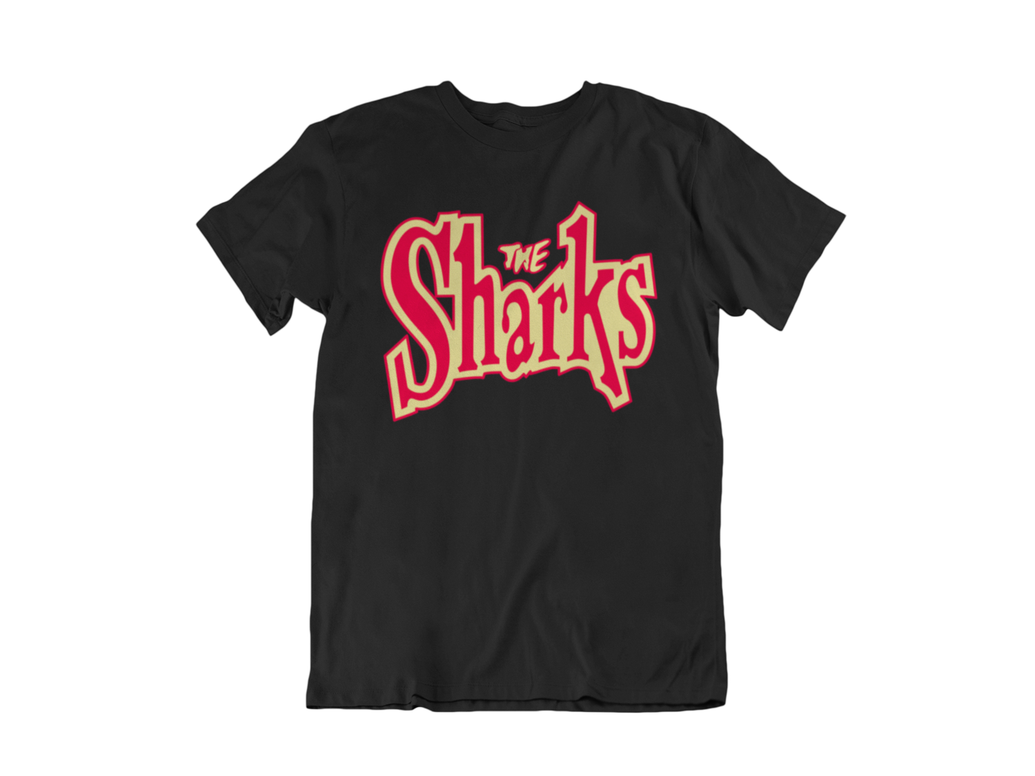 "THE SHARKS ""Logo"" tshirt for MEN"