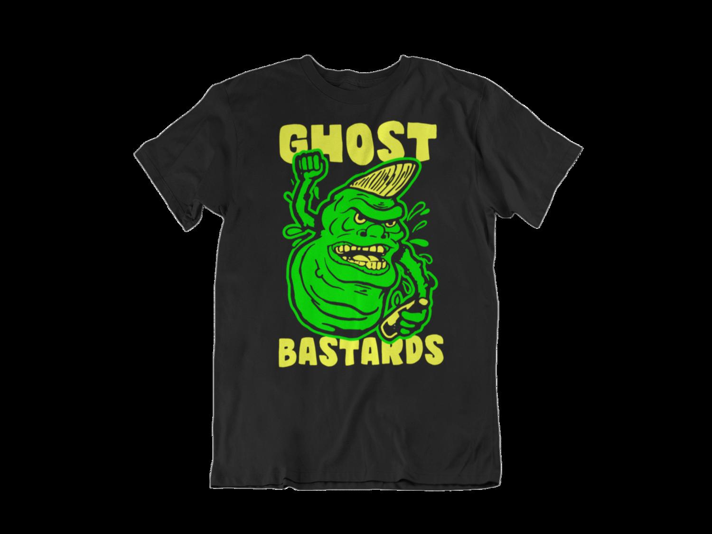 "GHOST BASTARDS ""Logo"" tshirt for MEN"