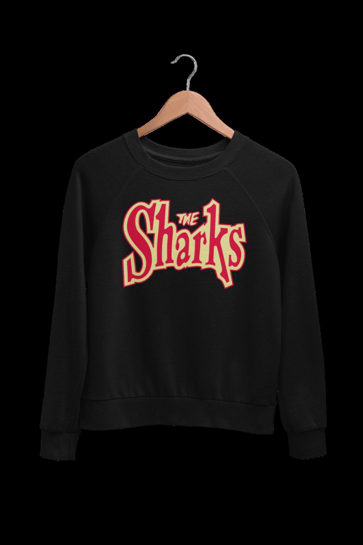 "THE SHARKS SWEATSHIRT ""Logo"" UNISEX"