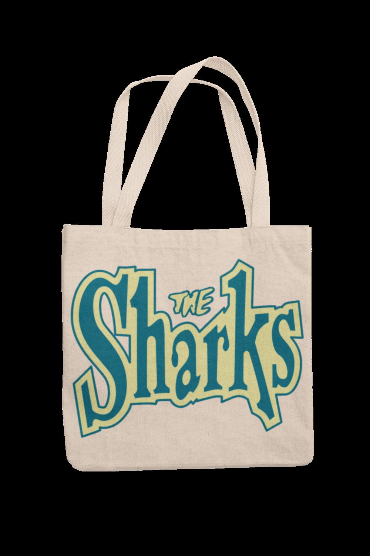 THE SHARKS LOGO Cotton Bag