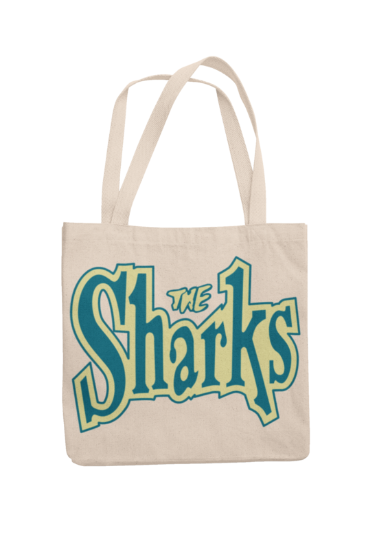 THE SHARKS LOGO Cotton Bag