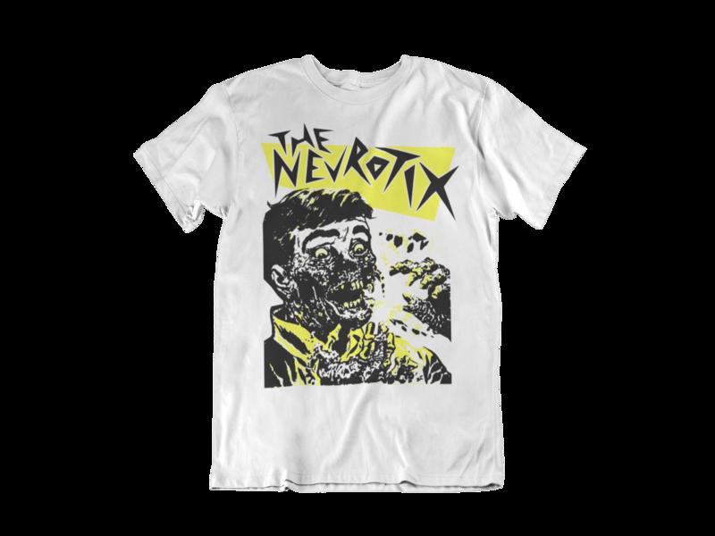 THE NEVROTIX tshirt for MEN
