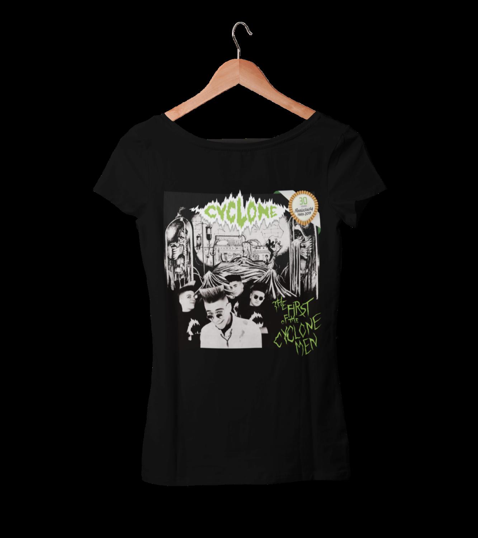 """CYCLONE """"30th Anniversay"""" tshirt for WOMEN"""