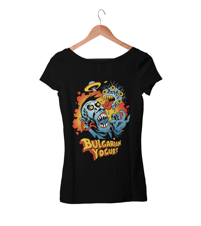 BULGARIAN YOGURT  tshirt for WOMEN