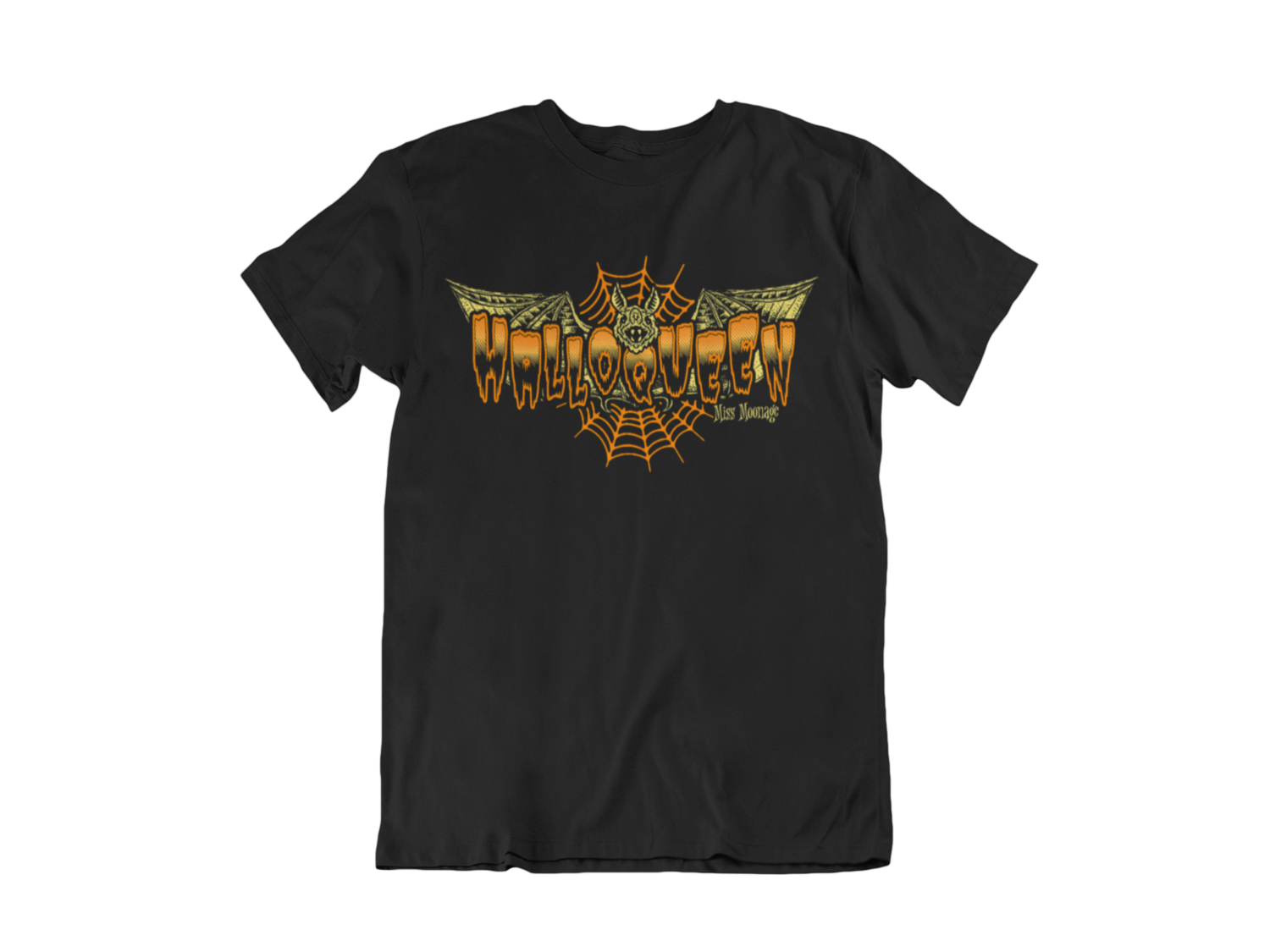 HALLOWEEN by MISS MOONAGE tshirt for MEN
