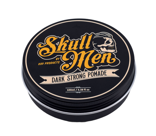 Skull Men Dark Strong Pomade 100ml