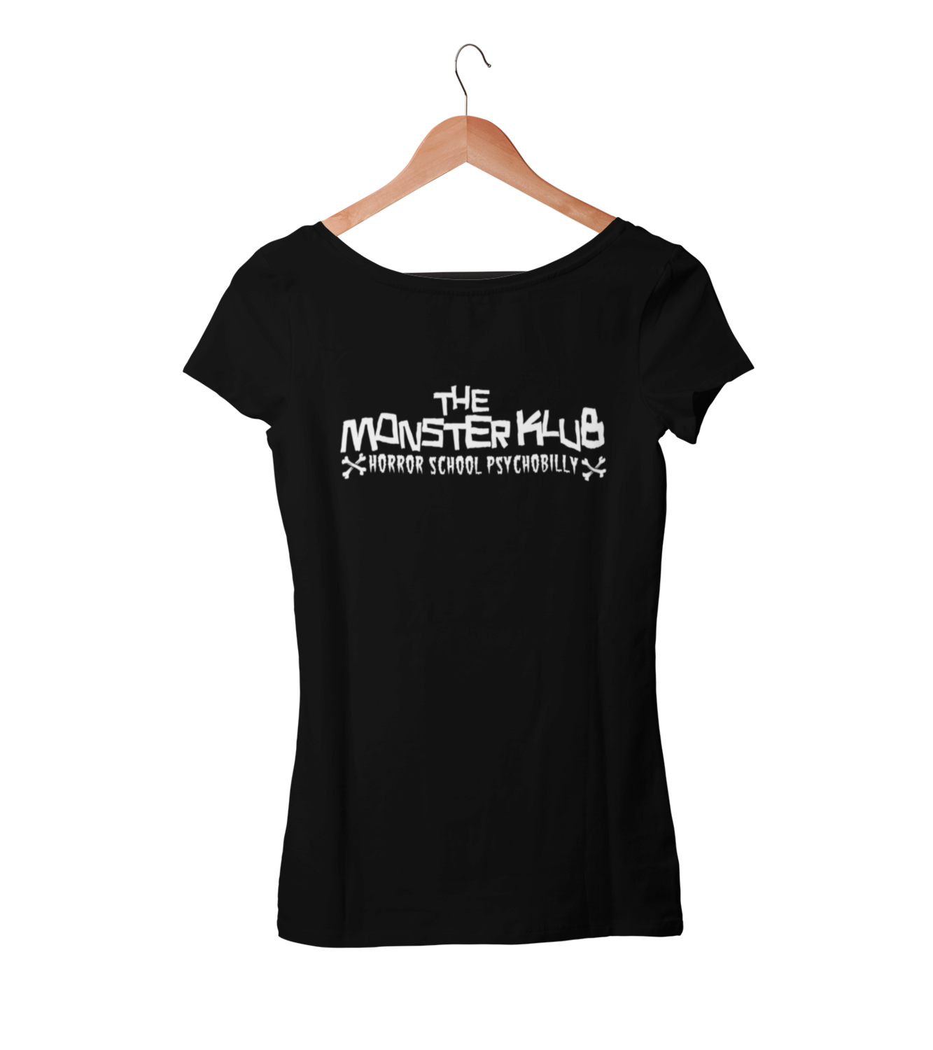 "MONSTER KLUB ""Horror School Psychobilly""  tshirt for WOMEN"