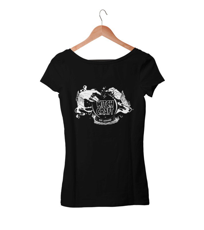 WITCH CRAFT by MISS MOONAGE tshirt for WOMEN