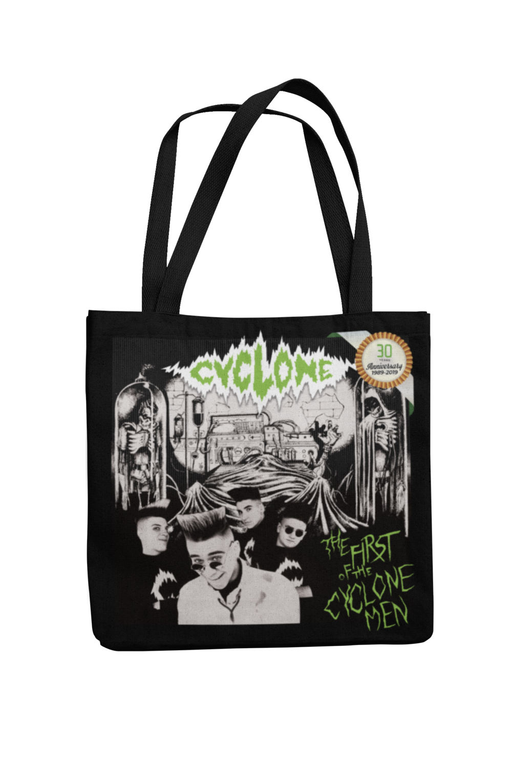 "CYCLONE ""30th Anniversary"" Cotton Bag"