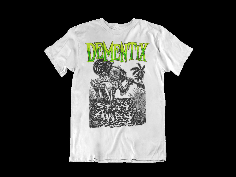 DEMENTIX  tshirt for MAN