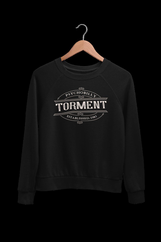 "TORMENT ""Est.1985"" SWEATSHIRT UNISEX"