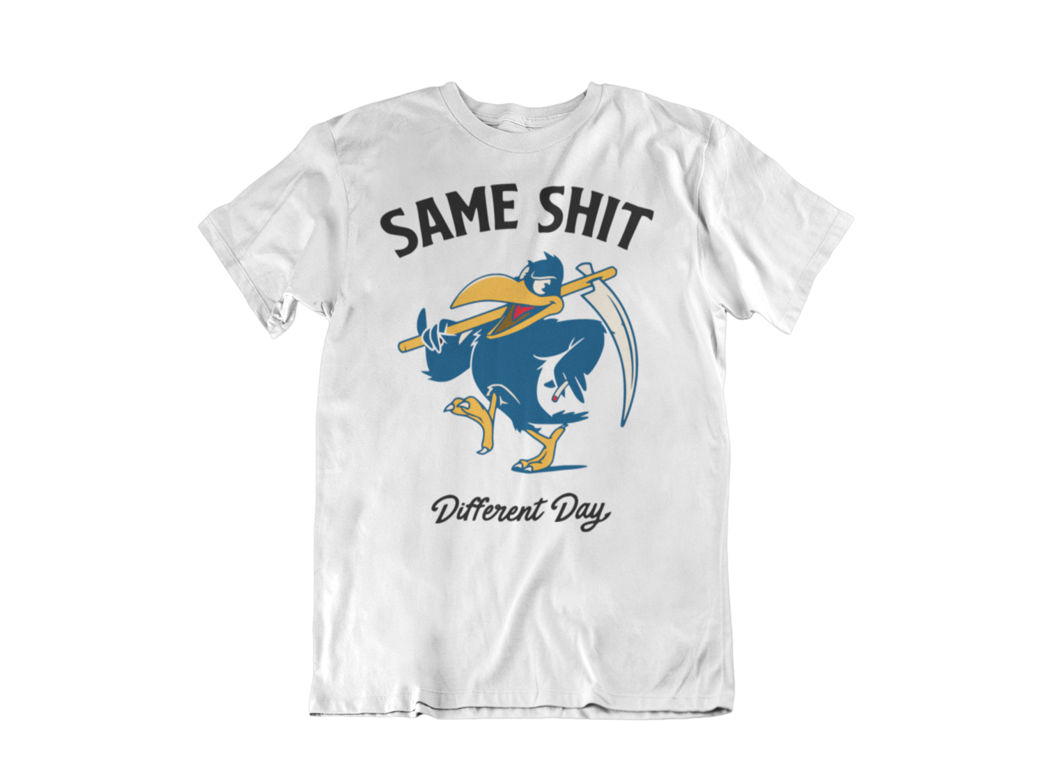 SAME SHIT DIFFERENT DAY T-SHIRT FOR MEN