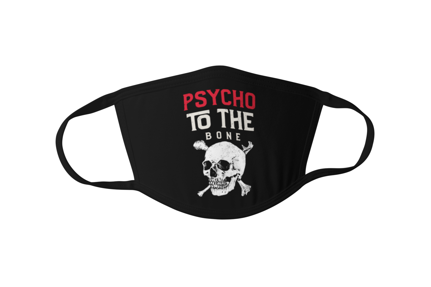 Psycho to the bone Mask