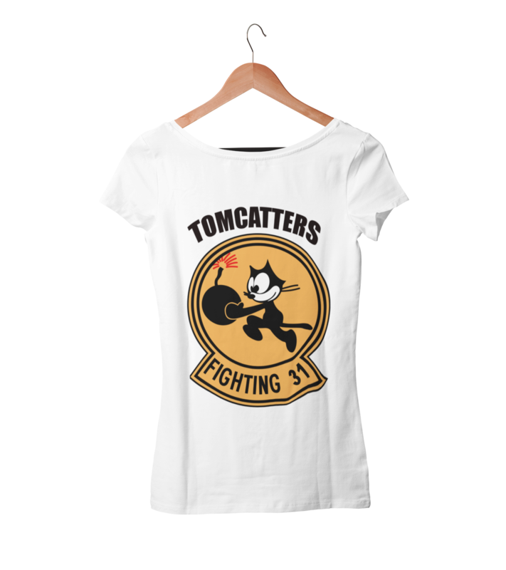 TOMCATTERS T-SHIRT WOMAN