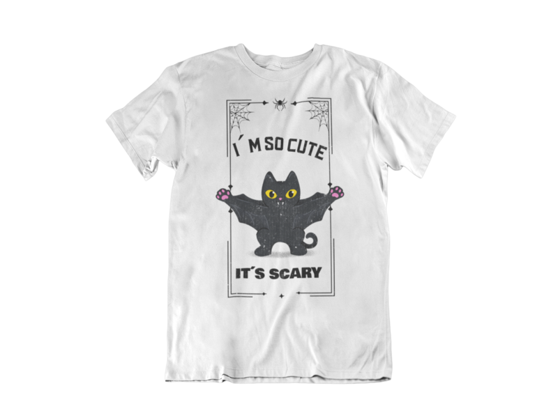 I´M SO CUTE T-SHIRT KIDS