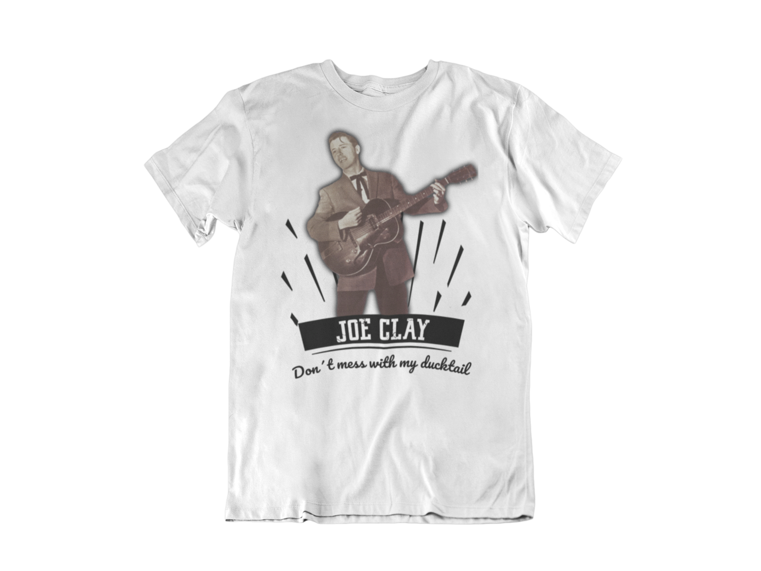 JOE CLAY T-SHIRT FOR MEN