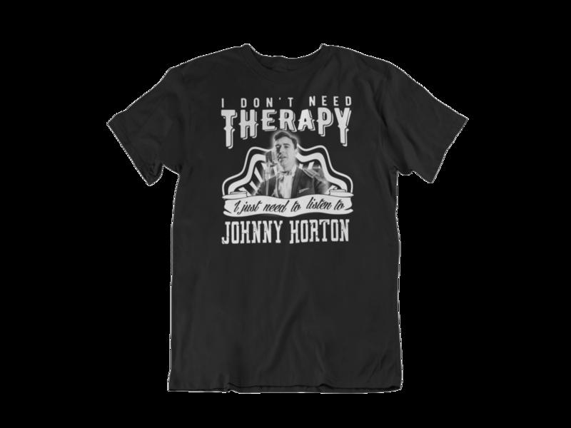 JOHNNY HORTON T-SHIRT FOR MEN