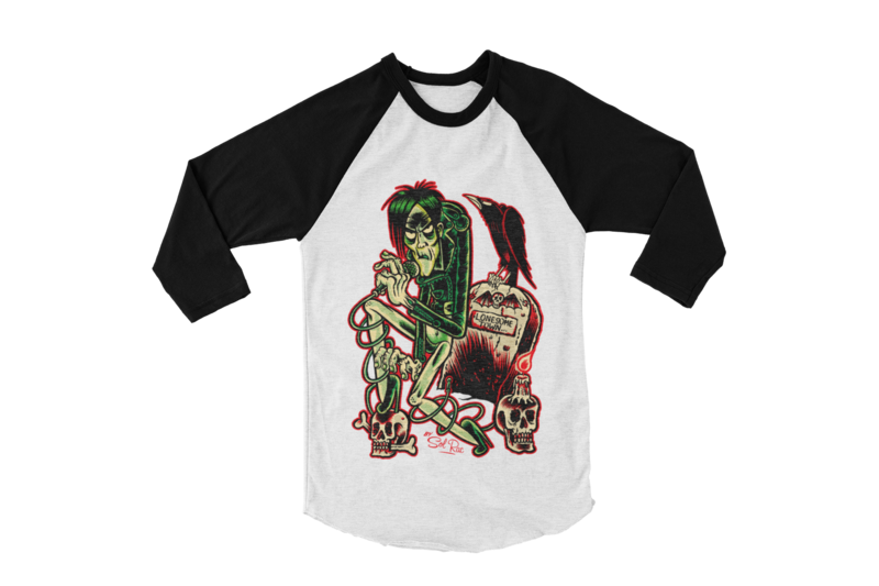 LUX INTERIOR BASEBALL LONG SLEEVE By SOL RAC