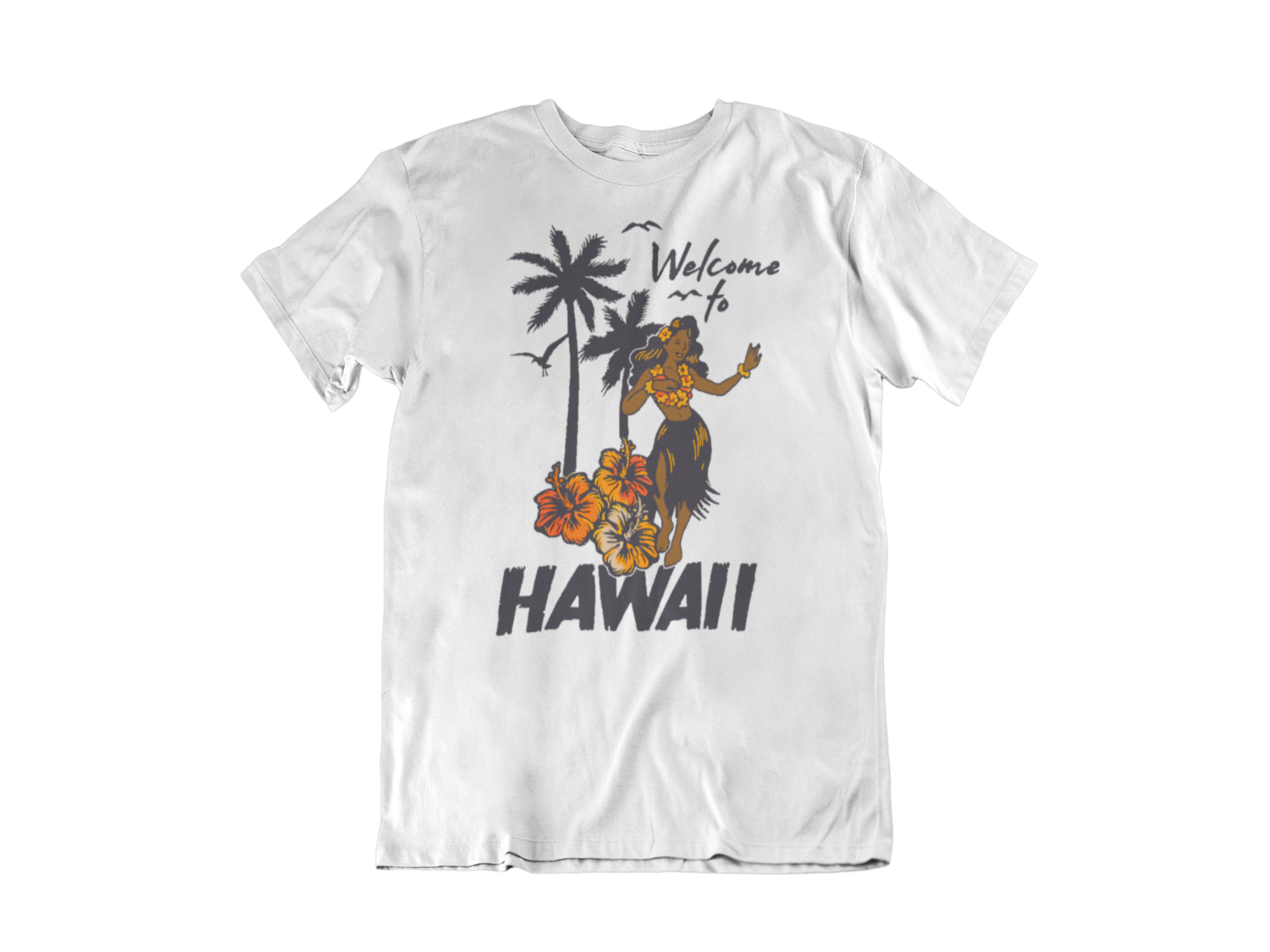 WELCOME TO HAWAI T-SHIRT FOR MEN