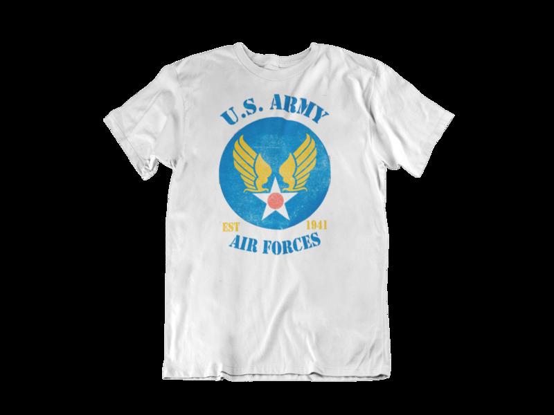U.S. ARMY AIR FORCES Tshirt man