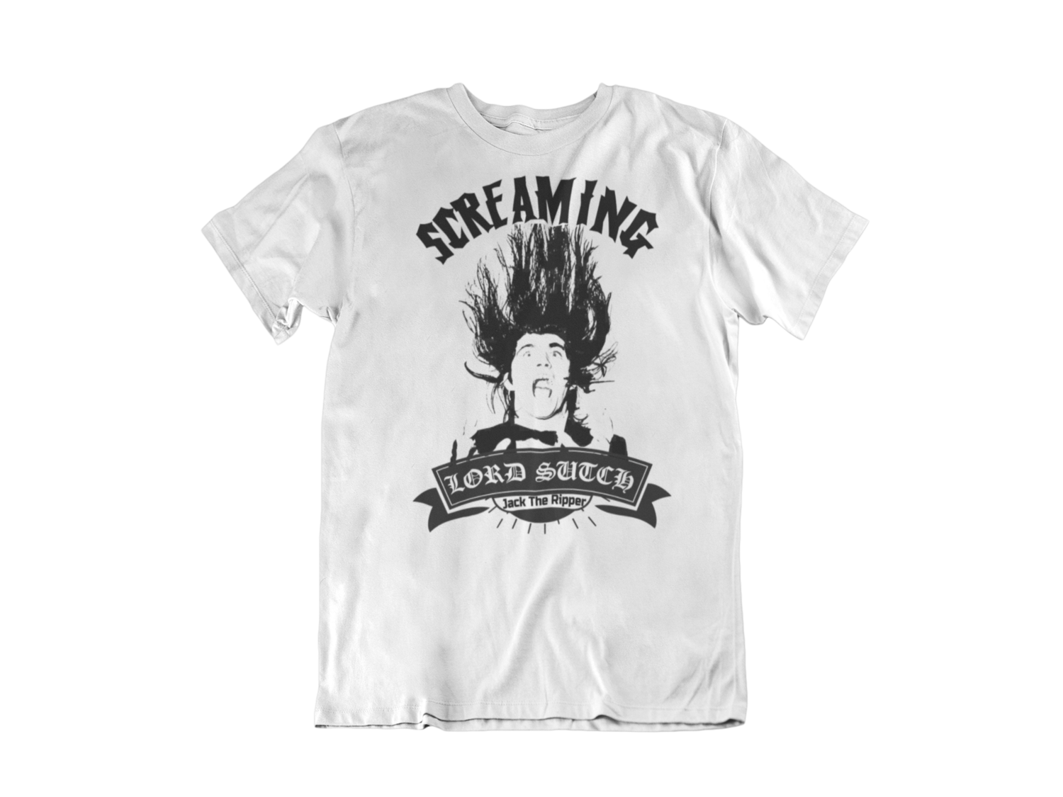 SCREAMING LORD SUTCH T-SHIRT FOR MEN