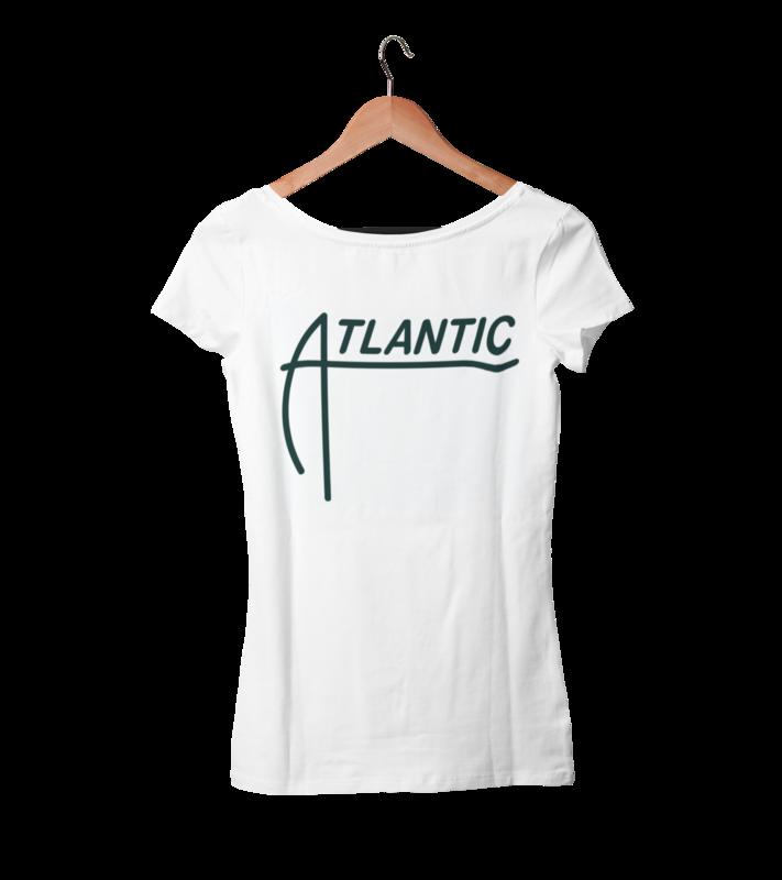 ATLANTIC RECORDS T-SHIRT WOMAN
