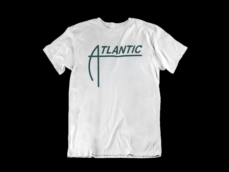ATLANTIC RECORDS T-SHIRT MEN