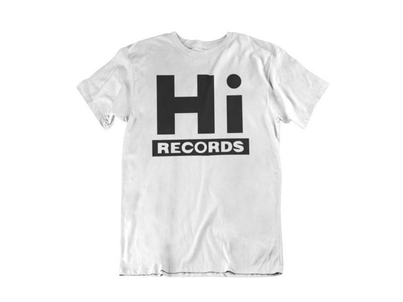 HI RECORDS RECORDS T-SHIRT MEN
