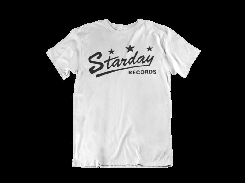 STARDAY RECORDS T-SHIRT MEN