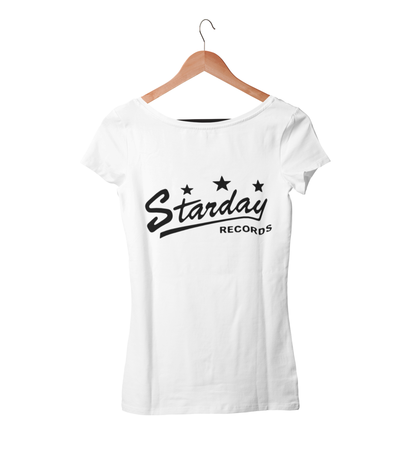 STARDAY RECORDS T-SHIRT WOMAN