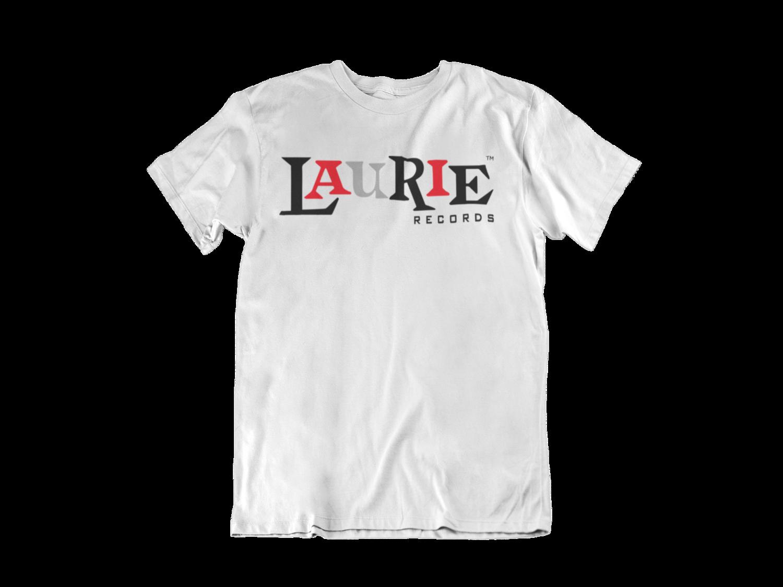 LAURIE RECORDS T-SHIRT MEN
