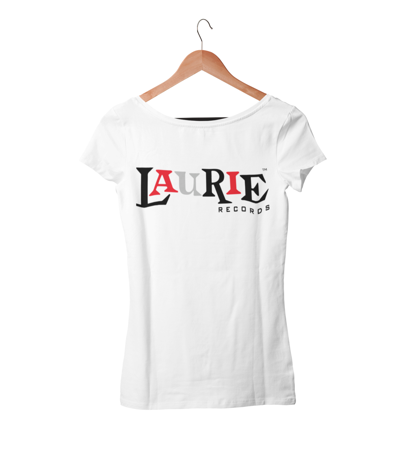 LAURIE RECORDS T-SHIRT WOMAN