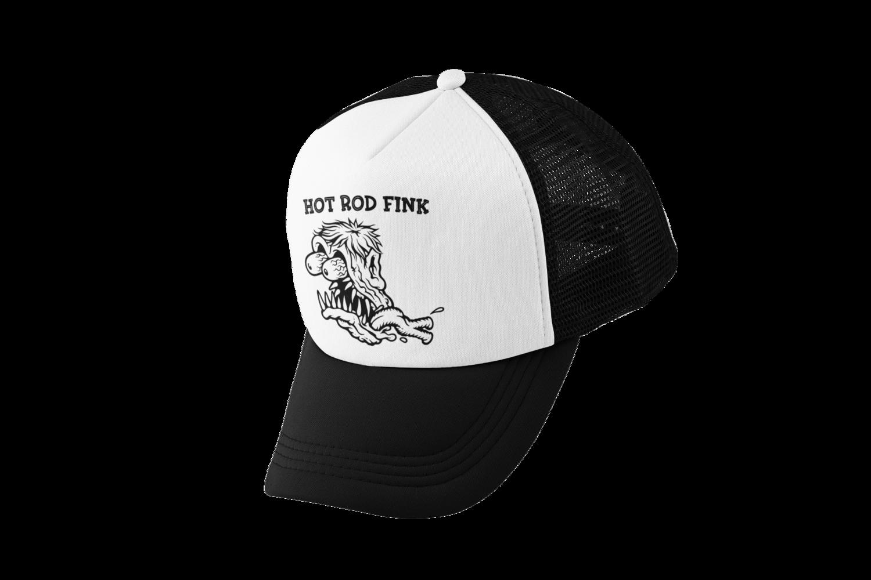 HOT ROD FINK TRUCKER CAP