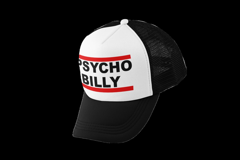 PSYCHOBILLY DMC TRUCKER CAP