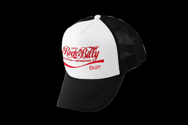 ROCKABILLY TRUCKER CAP