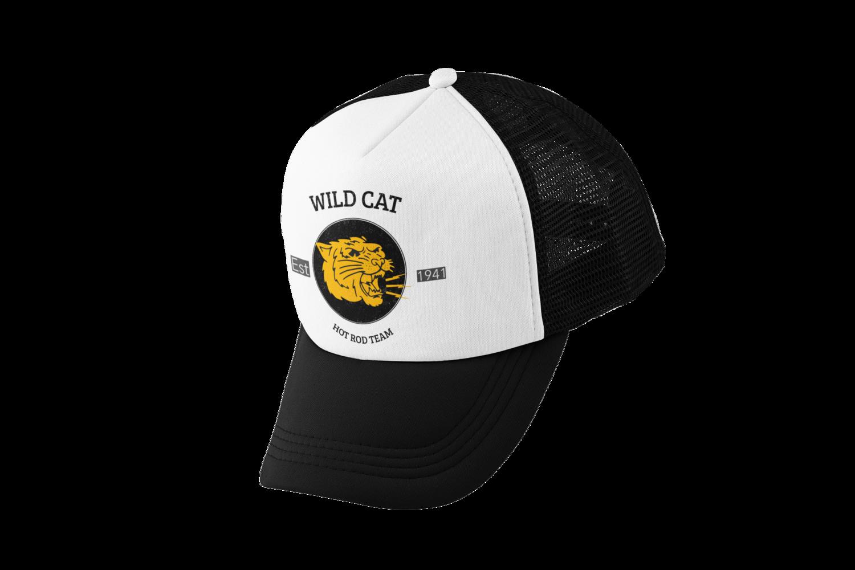 WILD CAT TRUCKER CAP