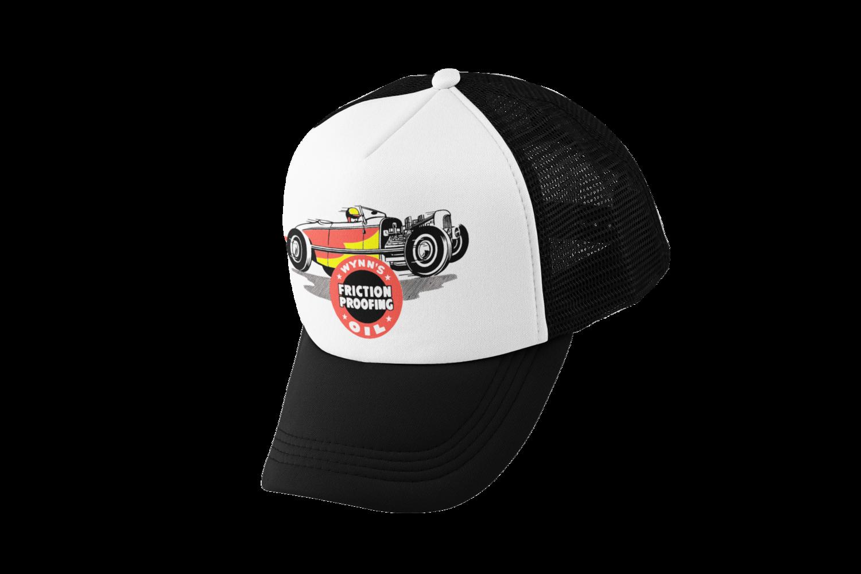 WYNN´S OIL TRUCKER CAP