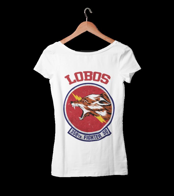 LOBOS T-SHIRT WOMAN