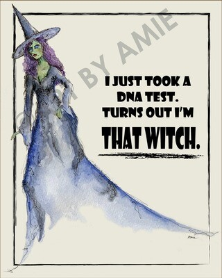 Witch Series